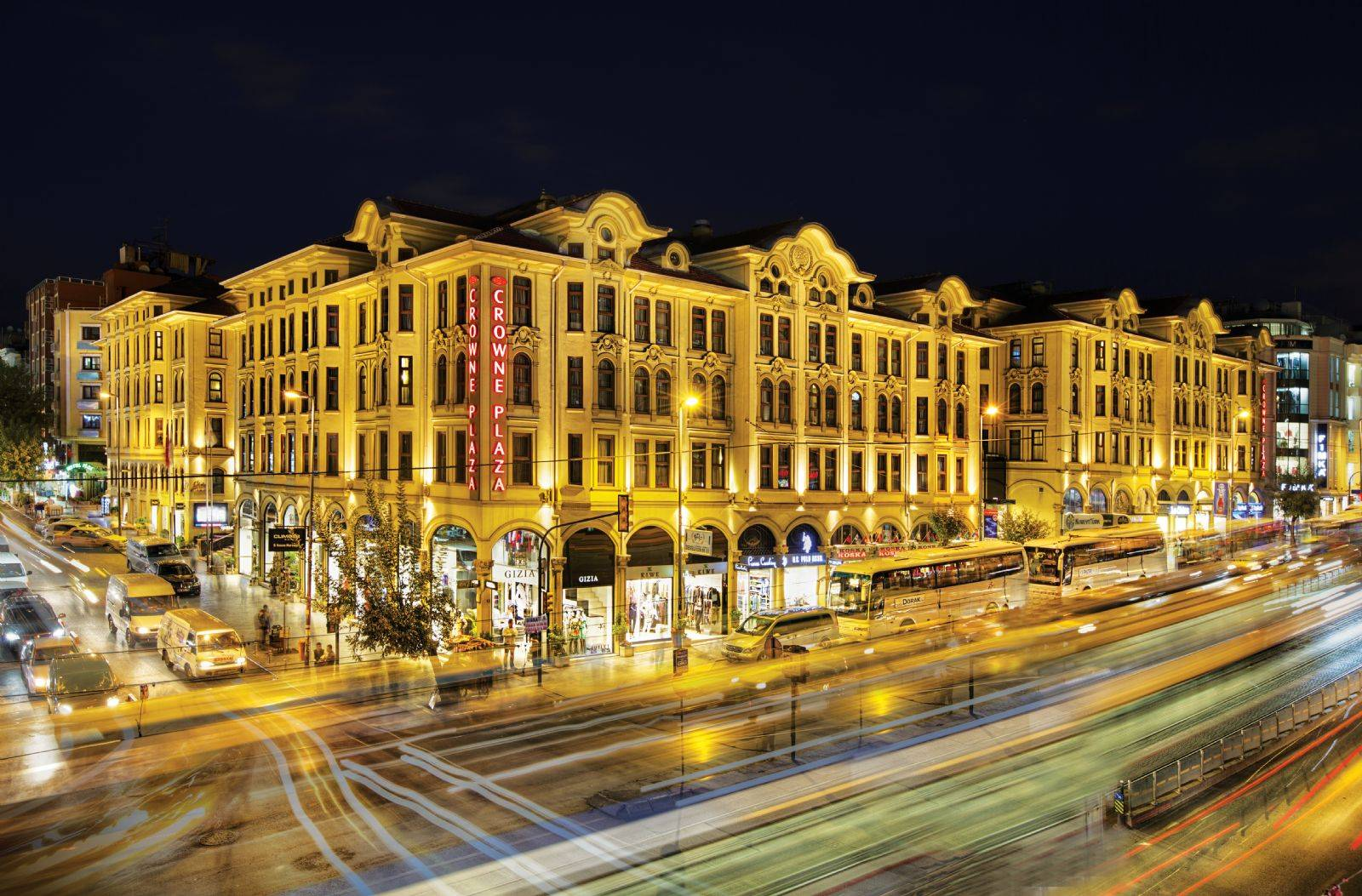 Crowne Plaza Old City Video